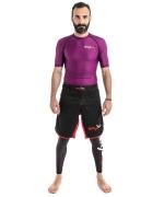 Custom grappling shorts bjj